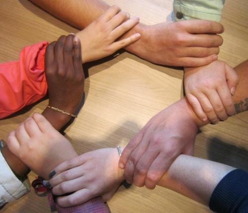 together-hands