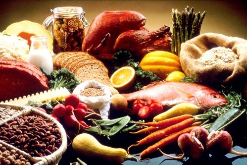Good food display