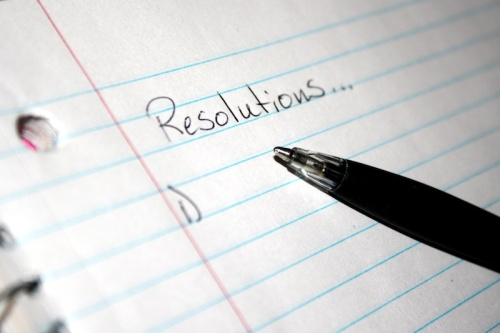 Resolution list