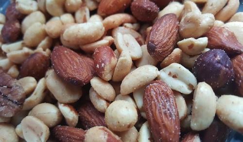Mixed nuts