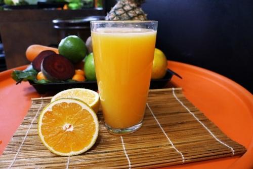 Orange-orange juice