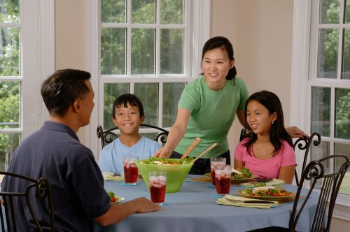 family-eating-at-the-table-